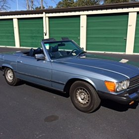 1979 Mercedes-Benz 450SL for sale 100820920