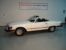 1979 Mercedes-Benz 450SL for sale 100844176