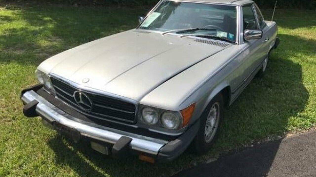 1979 Mercedes-Benz 450SL for sale 100888855