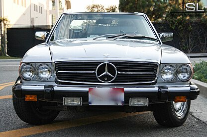 1979 Mercedes-Benz 450SL for sale 100819791