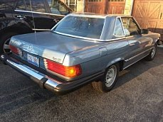 1979 Mercedes-Benz 450SL for sale 100827079
