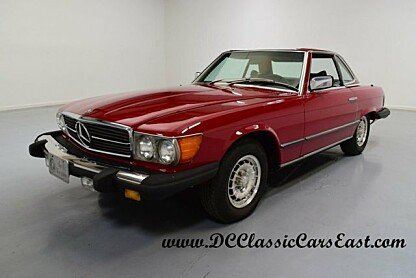 1979 Mercedes-Benz 450SL for sale 100875203