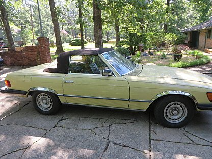1979 Mercedes-Benz 450SL for sale 100878177