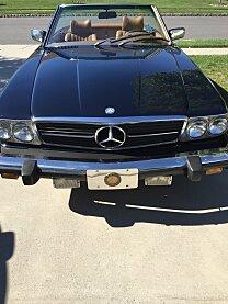 1979 Mercedes-Benz 450SL for sale 100890999