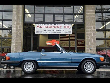 1979 Mercedes-Benz 450SL for sale 100894088