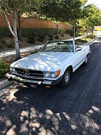 1979 Mercedes-Benz 450SL for sale 100896499