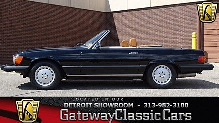 1979 Mercedes-Benz 450SL for sale 100905016