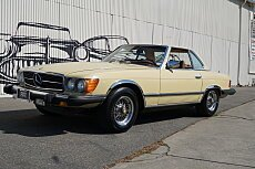 1979 Mercedes-Benz 450SL for sale 100915022