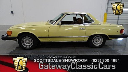 1979 Mercedes-Benz 450SL for sale 100921641