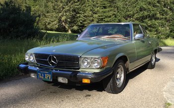 1979 Mercedes-Benz 450SL for sale 100924215