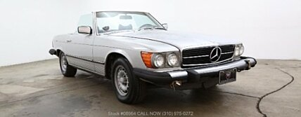 1979 Mercedes-Benz 450SL for sale 100928180