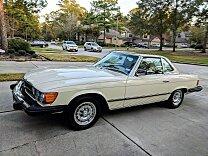 1979 Mercedes-Benz 450SL for sale 100929217