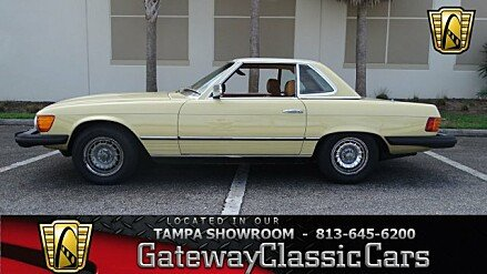 1979 Mercedes-Benz 450SL for sale 100951696
