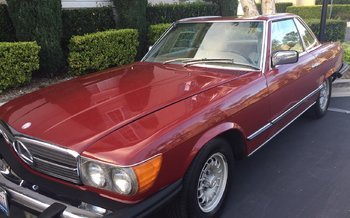 1979 Mercedes-Benz 450SL for sale 100980057