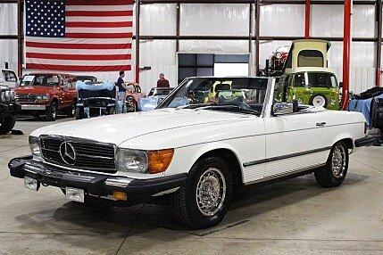 1979 Mercedes-Benz 450SL for sale 100988320