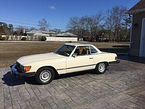 1979 Mercedes-Benz 450SL for sale 100989438