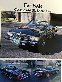 1979 Mercedes-Benz 450SL for sale 101004087