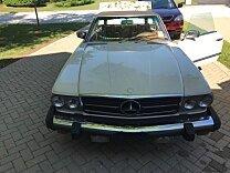 1979 Mercedes-Benz 450SL for sale 101005076