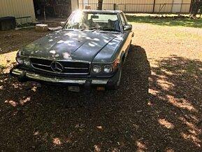 1979 Mercedes-Benz 450SL for sale 101010139