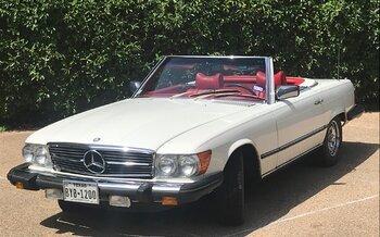 1979 Mercedes-Benz 450SL for sale 101027257