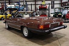 1979 Mercedes-Benz 450SL for sale 101031236