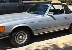 1979 Mercedes-Benz 450SL for sale 101031821