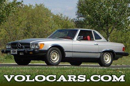 1979 Mercedes-Benz 450SL for sale 101040312