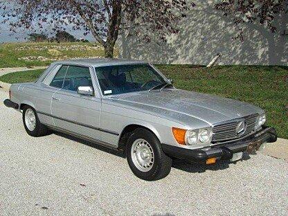1979 Mercedes-Benz 450SLC for sale 100858882