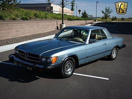 1979 Mercedes-Benz 450SLC for sale 100892027