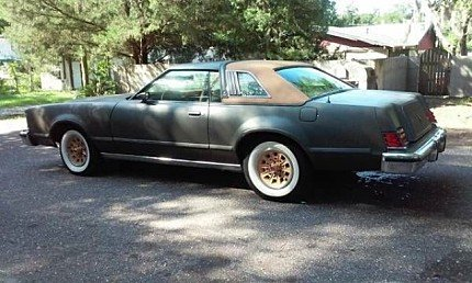 1979 Mercury Cougar for sale 100827190