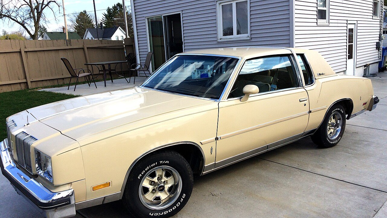 1979 Oldsmobile Cutlass Supreme for sale 100871773