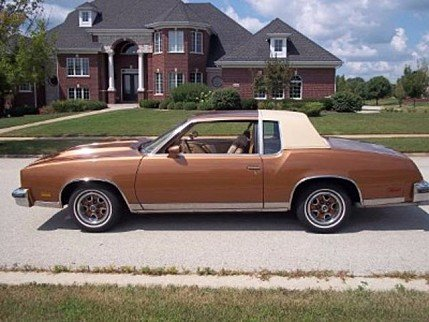 1979 Oldsmobile Cutlass for sale 100860398