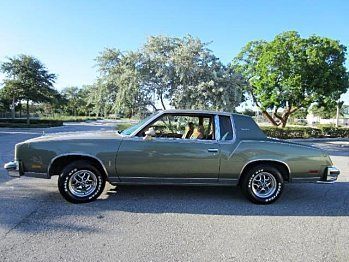 1979 Oldsmobile Cutlass for sale 100797395