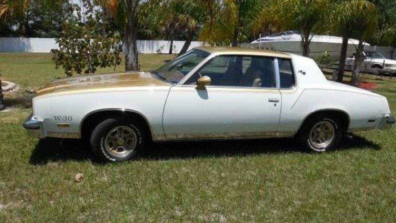1979 oldsmobile cutlass for sale near cadillac michigan 49601 classics on autotrader. Black Bedroom Furniture Sets. Home Design Ideas