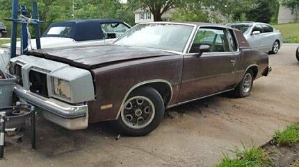 1979 Oldsmobile Cutlass for sale 100831196