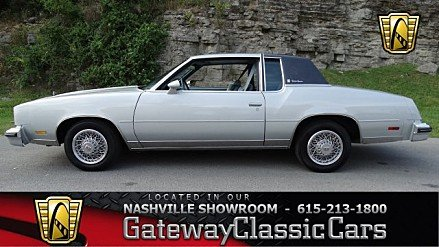 1979 Oldsmobile Cutlass for sale 100921799