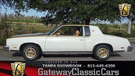 1979 Oldsmobile Cutlass for sale 100931757