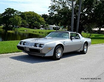 1979 Pontiac Firebird for sale 100721606