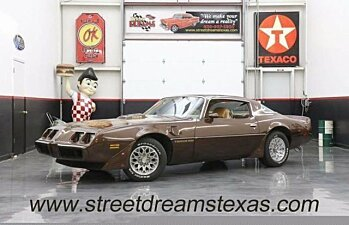 1979 Pontiac Firebird for sale 100882507
