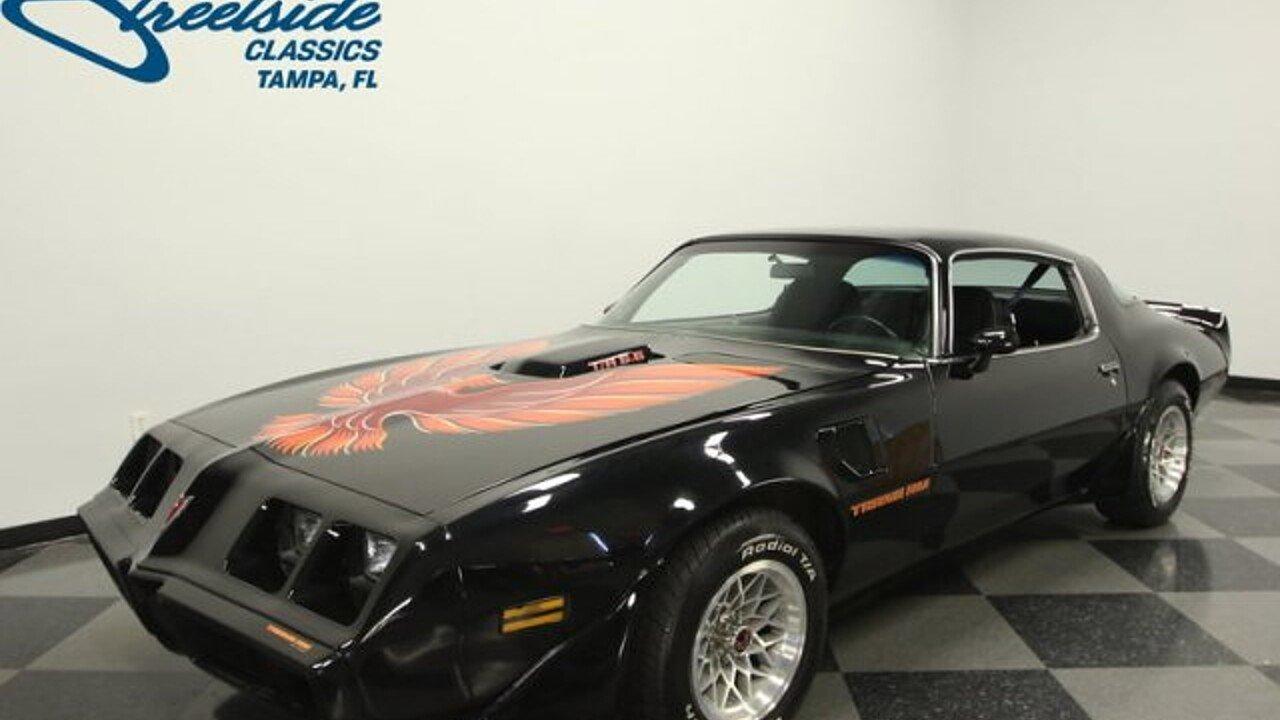 1979 Pontiac Firebird for sale 100978339