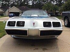 1979 Pontiac Firebird for sale 100872187
