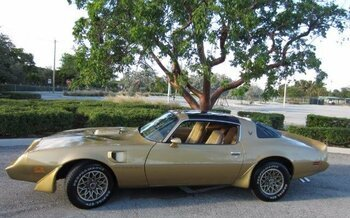 1979 Pontiac Firebird for sale 100995833