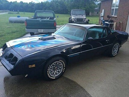 1979 Pontiac Firebird for sale 101000803