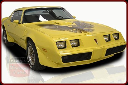 1979 Pontiac Trans Am for sale 100753060