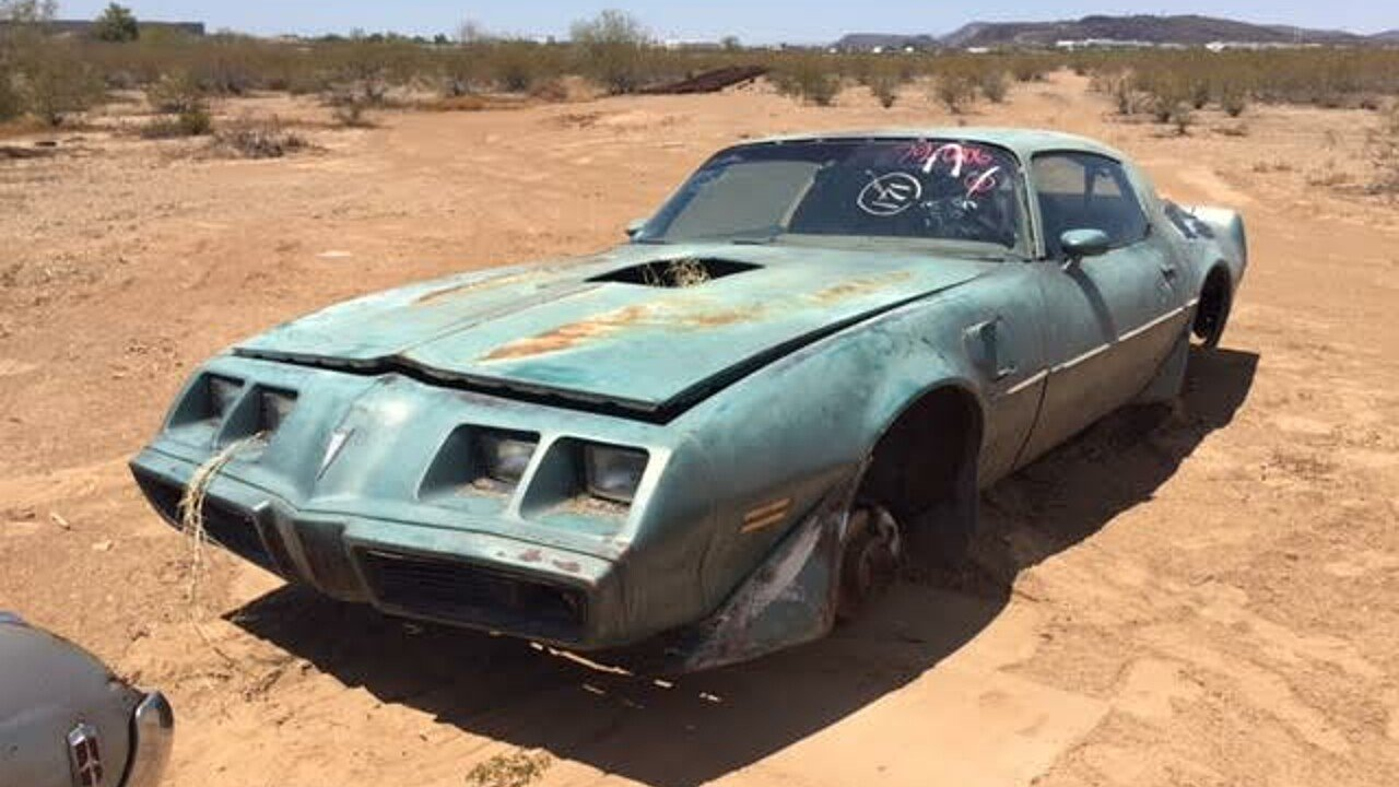 1979 pontiac trans am for sale near phoenix arizona 85085 classics on autotrader. Black Bedroom Furniture Sets. Home Design Ideas