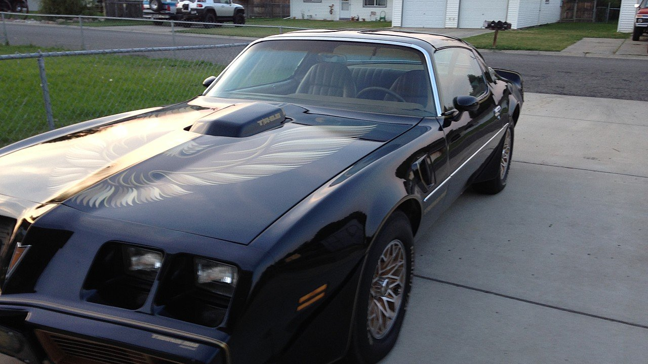 1979 Pontiac Trans Am for sale 100884822