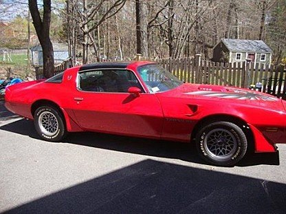 1979 Pontiac Trans Am for sale 100798763