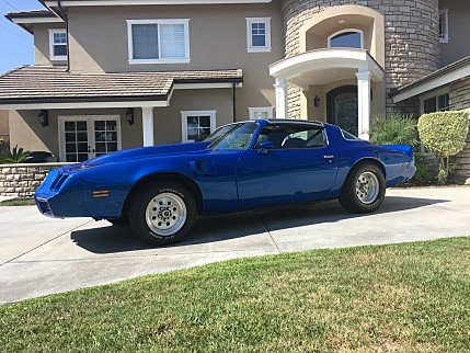 1979 Pontiac Trans Am for sale 100971342