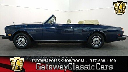 1979 Rolls-Royce Corniche for sale 100821247