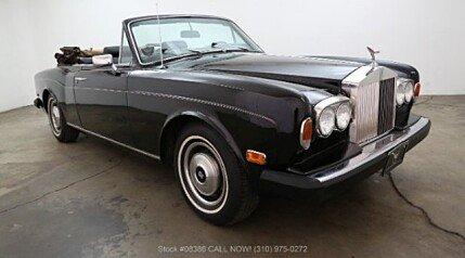 1979 Rolls-Royce Corniche for sale 100874125
